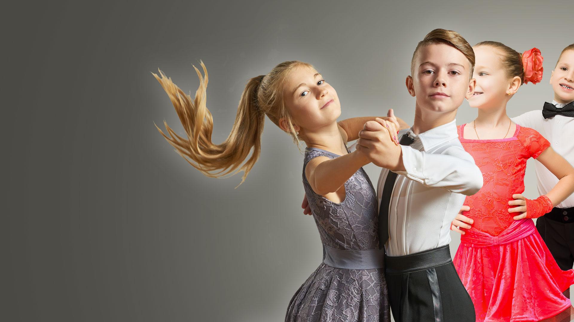 kids ballroom and Latin